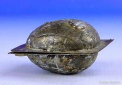 0F341 Antik húsvéti tojás alakú csokiöntő forma
