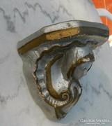 Antik szűz Mária -s  konzol