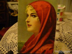 SENGEL antik képeslap