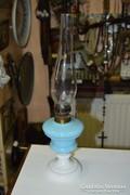 Tejüveg petróleum lámpa