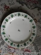 Alt-Wien, Bécs 1826 porcelán desszert tányér,
