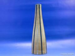 0B632 Retro Hollóházi ritka porcelán díszváza