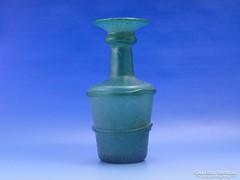 0C653 Gyönyörű művészi fújtüveg váza