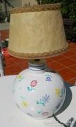 Gmundner kerámia asztali lámpa