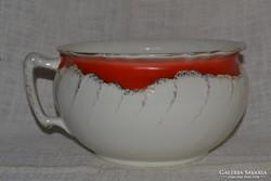 Belga porcelán éjjeli edény  ( DBZ0055 )