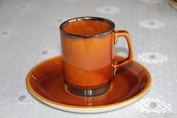 Boch kávéscsésze alátéttel