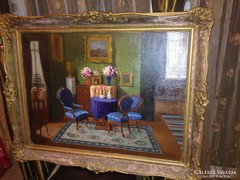 Czene Béla , festmény eladó
