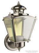 Kültéri Lámpa, antik stílus (nikkel) (04WC035)