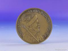 0F949 Christophorus Báthori jelzett bronz érem