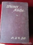 Nagy BÉCS SZAKÁCSKÖNYV WIEN LEIPZIG 1931