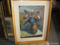 Szignált festmény eladó