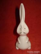 Aquincumi porcelán nyuszika figura
