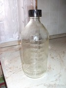Antik patika üveg eladó Literes.