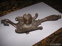 Antik Bronz Mécses