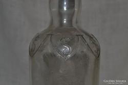 Osztrák likőr és szesz gyártók üvege  ( DBZ0053 )