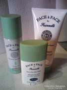 Eredeti Faconnable FACE a FACE parfüm szett