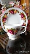 Sheltonian Bone China angol porcelán kávés/teás duó