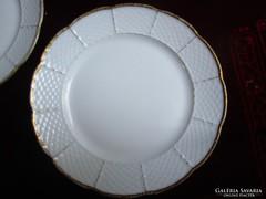 MINŐSÉGI THUN csemegés porcelán tányér szett 5 db