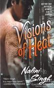 Nalini Singh: Vision of Heat (ÚJszerű, DEDIKÁLT) 5000 Ft