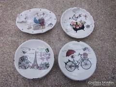 Új-Szappantartó többféle vintage stílus,porcelán-ajándékba is