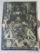 HORTHY ISTVÁN TEMETÉS KÉPES VASÁRNAP 1942