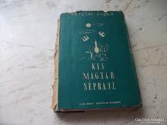 Ortutay Gyula Kis Magyar Néprajz 2. kiadás
