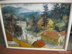 Vincze Győző festmény eladó