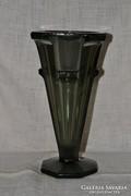 Súlyos üveg váza  ( DBZ 0021 )