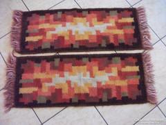 Antik torontáli szőnyeg 2 db eladó!
