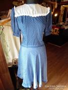 Csodás, vintage ruha, alsószoknyával a 60-as évekből