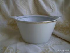 Alföldi porcelán tál