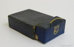 0H139 Antik PHILIPS zsebrádió doboza