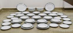 0G616 CHRISTOPHER STUART porcelán étkészlet 52 db