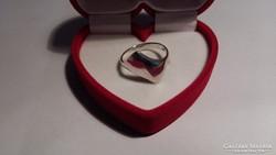 Ezüst női gyűrű eladó!
