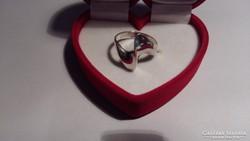 Ezüst gyűrű eladó!