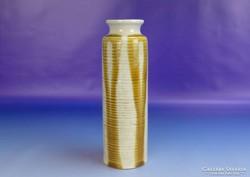 0H288 Régi jelzett DITMAR URBACH kerámia váza