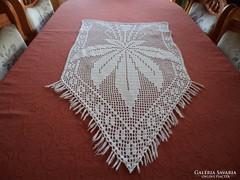 Gyönyörű vitrázs 95x62 cm
