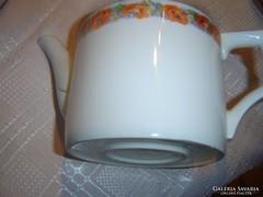 Zsolnay régi teás kanna