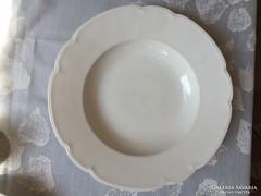 Hutschenreuther SELB BAVARIA porcelán  mély tányér (32)