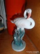 Drasche porcelán flamingó