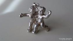 Ezüst medál (két jó barát)