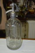 Régi szódásüveg