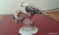 Aquincumi madárpár - 10 cm
