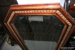 1900 körüli francia csiszolt tükör