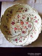 Zsolnay tál, falitál- 30 cm átmérőjű- big bowl from Zsolnay (78)