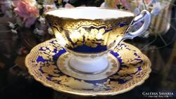 Csodálatos Hammersley angol porcelán kávés duó