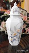 Aynsley  -Just Orchids - sorozatból angol porcelán váza