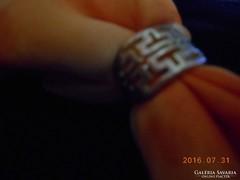 Görög Mintás Gyűrű!