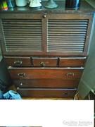 Kis szekrény és író szekrény (2 db)
