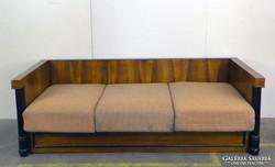 0F993 Antik biedermeier jellegű ágy heverő